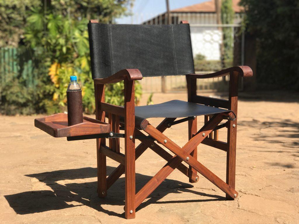 krzesło reżysera renowacja