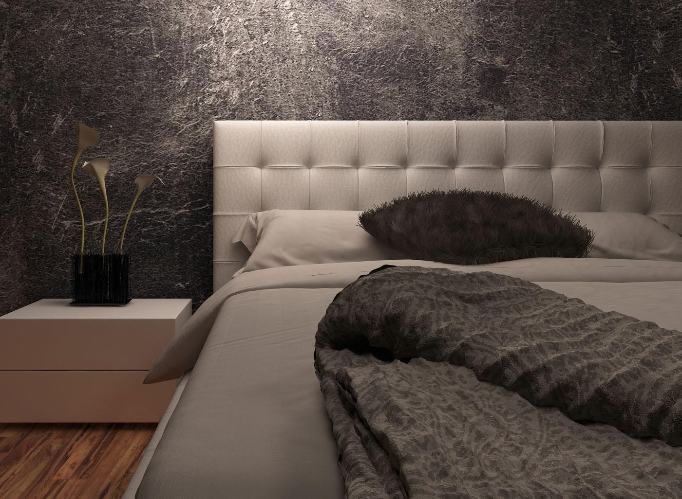 Jak zrobić wyściełane wezgłowie łóżka