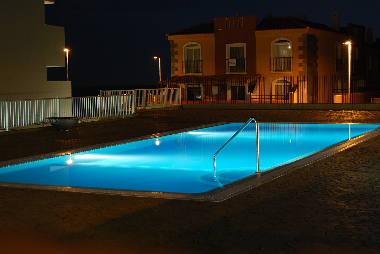 Dodatkowe elementy do basenu
