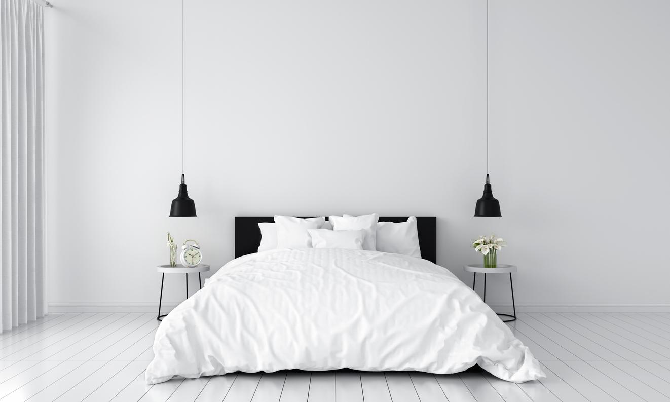 Sypialnia – jak dobrać oświetlenie?