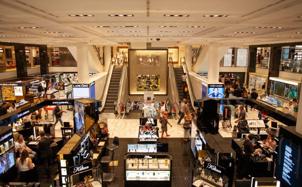 galerie handlowe w Warszawie