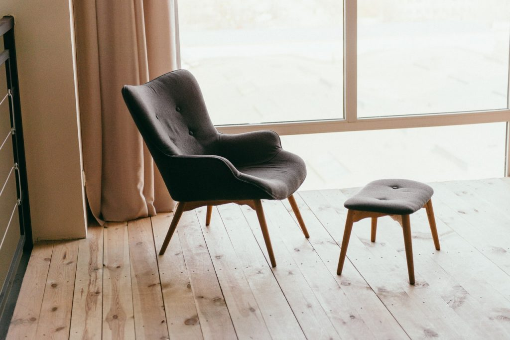 desigerskie fotele